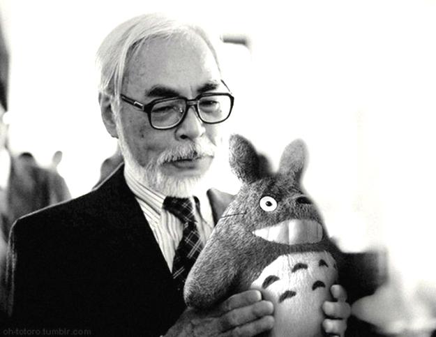Мультипликатор Хаяо Миядзаки получит почетного «Оскара»