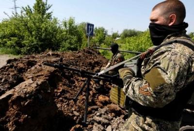 Штаб ДНР сообщает о наступлении украинской армии на город Антрацит