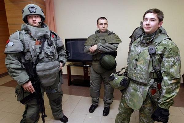 Какой будет российская боевая экипировка третьего поколения?