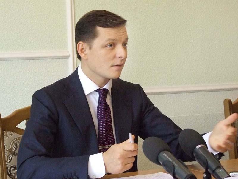 Брата Ляшко похитили в Луганске