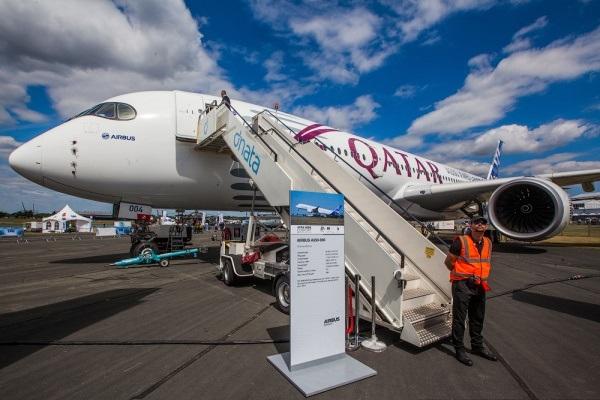 Манчестерские полицейские задержали одного из пассажиров самолета «Катарских авиалиний»