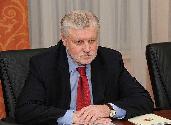 Миронов рассказал, как «война санкций» повлияла на российскую экономику