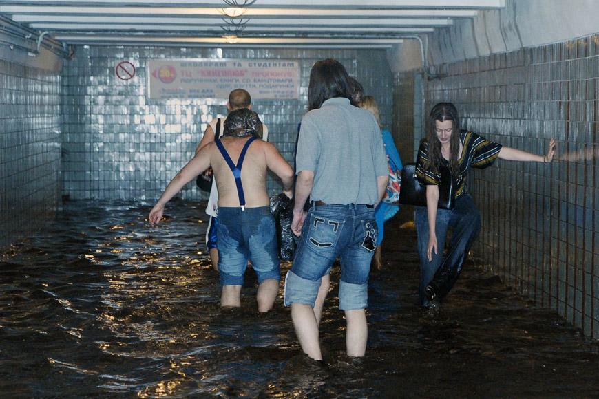 Многим станциям московского метрополитена угрожает подтопление из-за подземных вод!