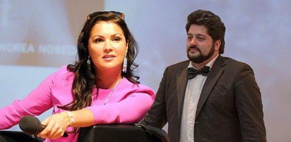 Международная оперная дива Анна Нетребко выходит замуж за певца из Баку