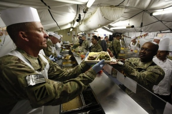 Ненужные России продукты из Латвии отдадут американским военным