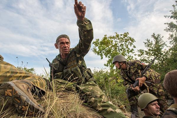 Ополченцы ДНР начали наступление на южном направлении