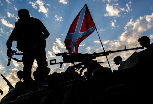 Ополченцы ДНР взяли в кольцо пять тысяч карателей