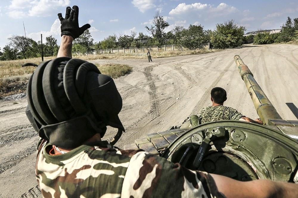Ополченцы готовы к полномасштабному контрнаступлению
