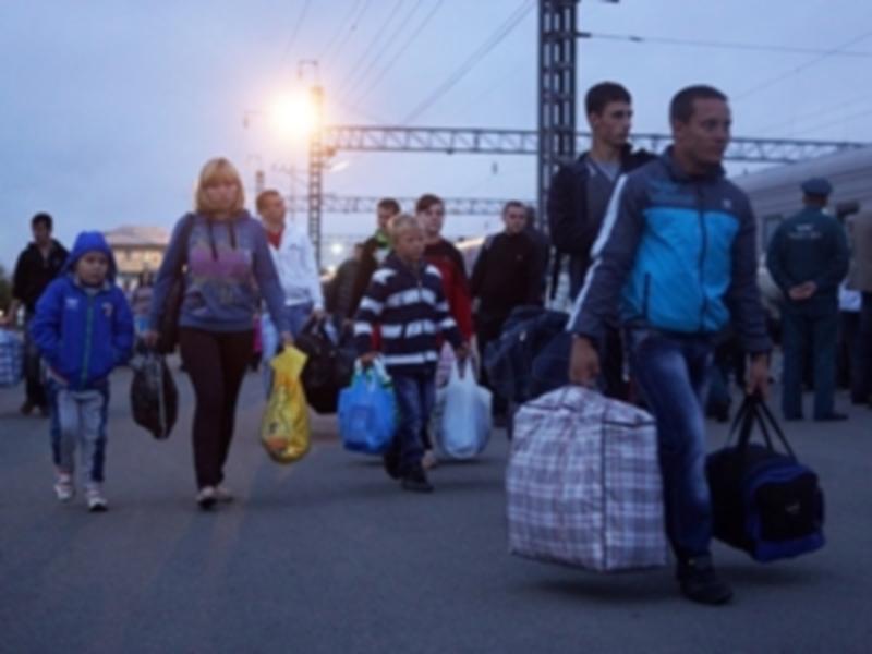 606 переселенцев из Украины прибыли в Иркутск
