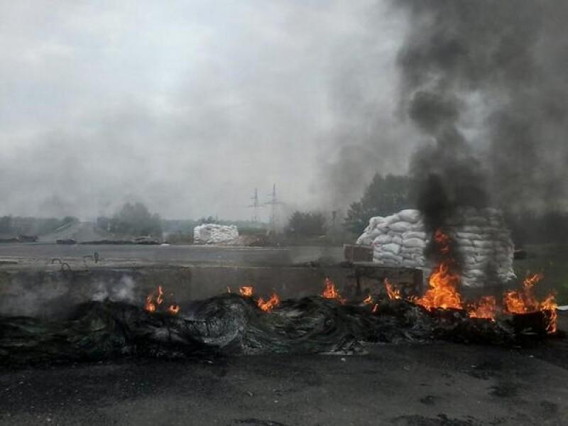 Штурм Донецка провалился, бои продолжаются