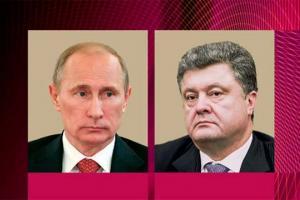 Путин и Порошенко встретятся на переговорах в Минске