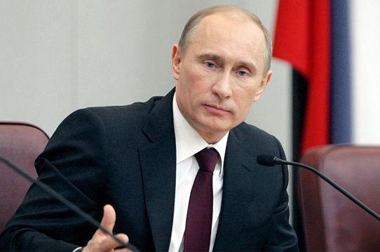 Рейтинг Путина снизился впервые в этом году
