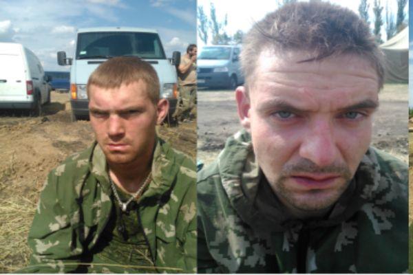 Российские военные пересекли украинскую границу случайно