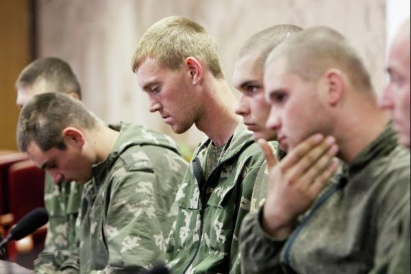 Российских десантников обвинили в содействии терроризму