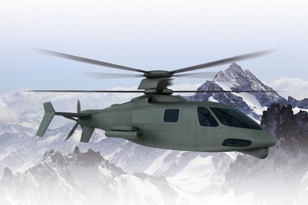 Россия разрабатывает перспективный скоростной вертолет