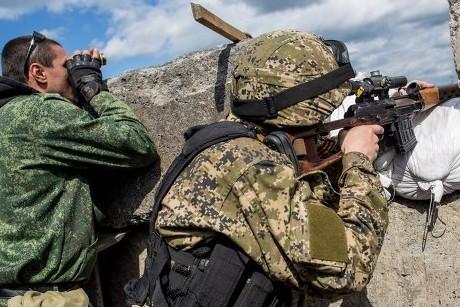 Украинская армия возобновила наступление на Снежное, положение критическое