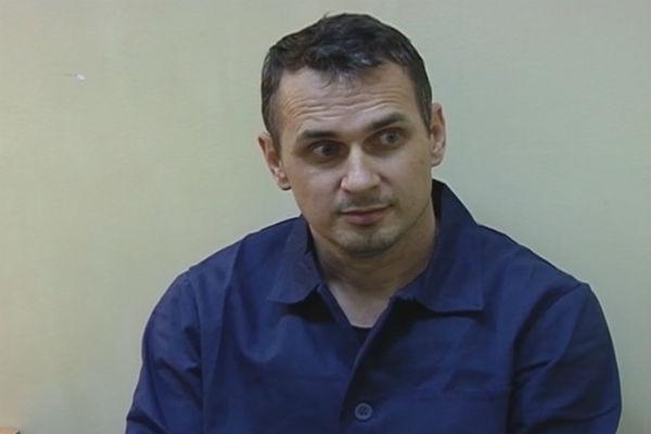 Подозреваемый в терроризме украинский режиссер Сенцов оставлен под арестом