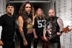 Сегодня в Москве выступит Slayer