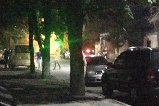 В Харькове взорван и обстрелян военкомат