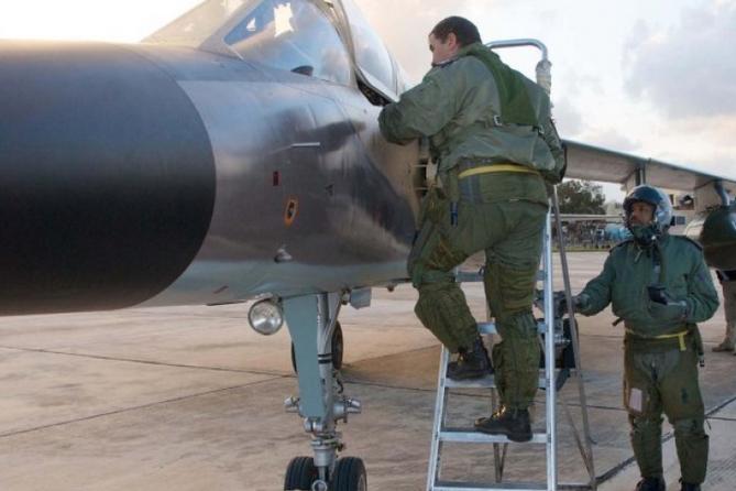 Авиация АТО не наносила ударов по Донецку - СНБО Украины
