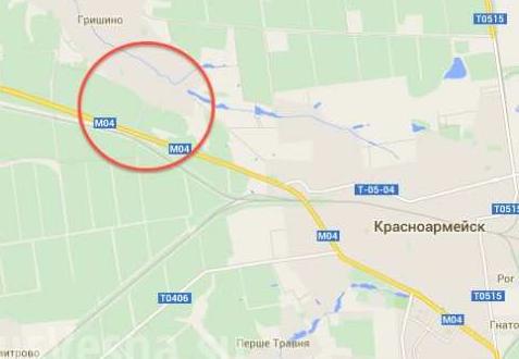 Киев намерен взорвать хранилище химических отходов в Красноармейске