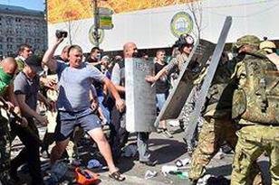 Кличко не отдавал распоряжения о зачистке площади в Киеве