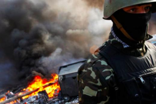 Боец «Айдара»: Луганск никто освобождать не собирается
