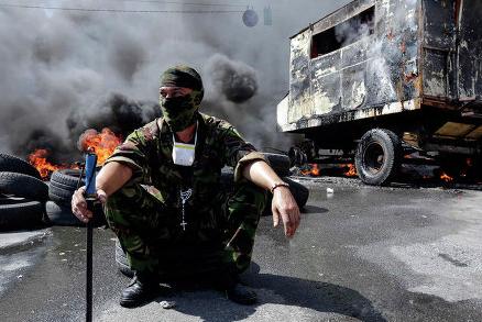 Активисты Майдана заявили, что недовольны спецоперацией на востоке