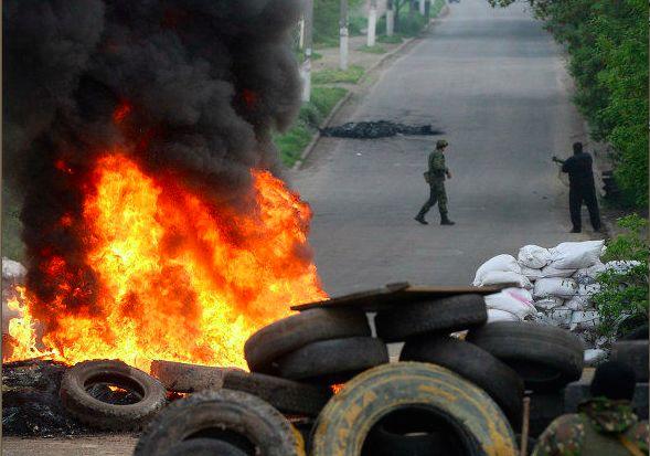 Киев выдвигает условия для прекращения огня