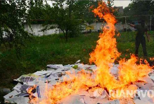 Пять мирных жителей погибли при обстреле Макеевки