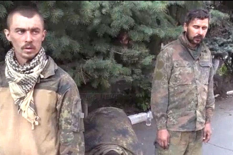 13 пленных военнослужащих от украинских силовиков утверждают, что были обмануты властями