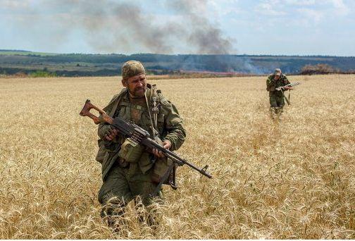 Ополчение ДНР вернуло контроль над стратегической высотой Саур-Могила