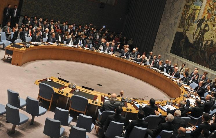 Совбез ООН соберется вечером в связи с заявлениями Украины о вводе российских войск