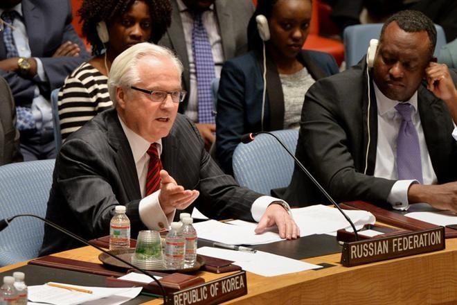 Совбез ООН заблокировал резолюцию РФ о прекращении огня на востоке Украины