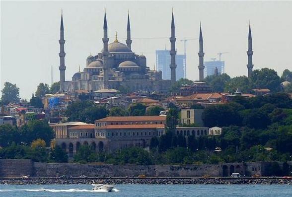 У Мечети Сулеймание в Стамбуле снесут небоскребы