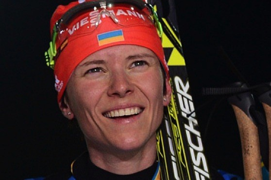 Украинская биатлонистка уехала жить в Россию