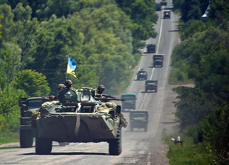 Украина начала готовиться к полномасштабной войне с Россией