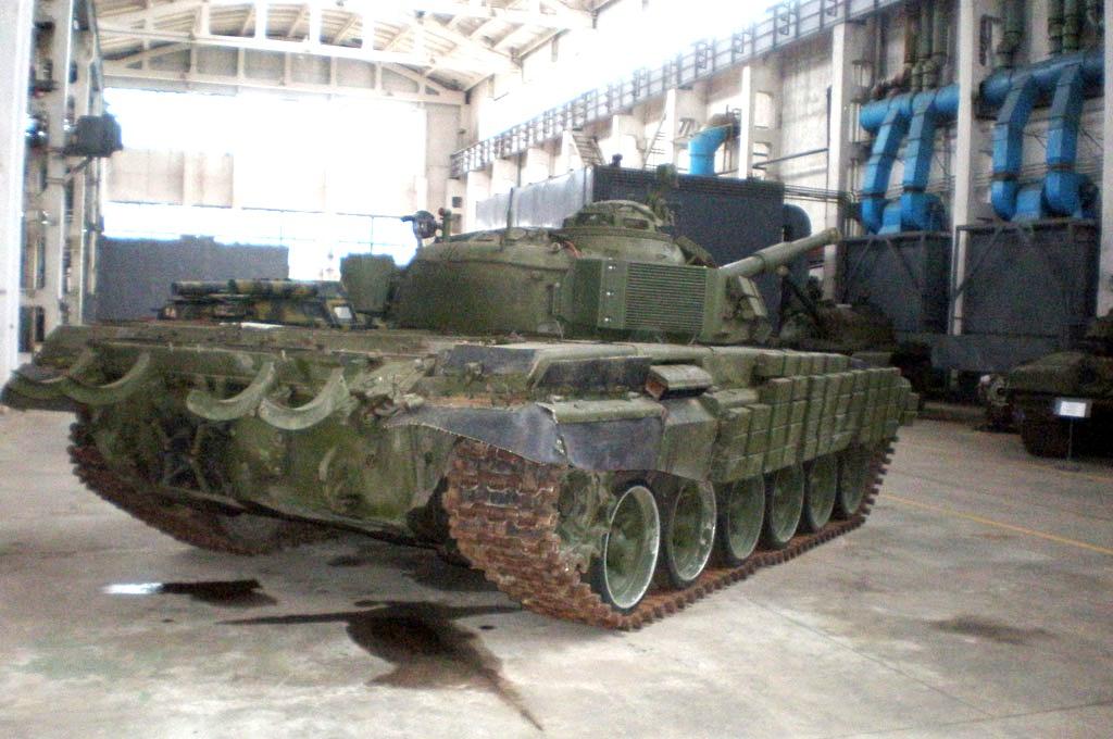 В Харькове обстреляли бронетанковый завод, ремонтирующий технику украинских ВС