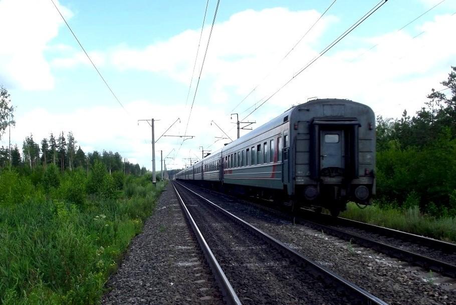 В Краснодарском крае с рельсов сошли три вагона пассажирского поезда