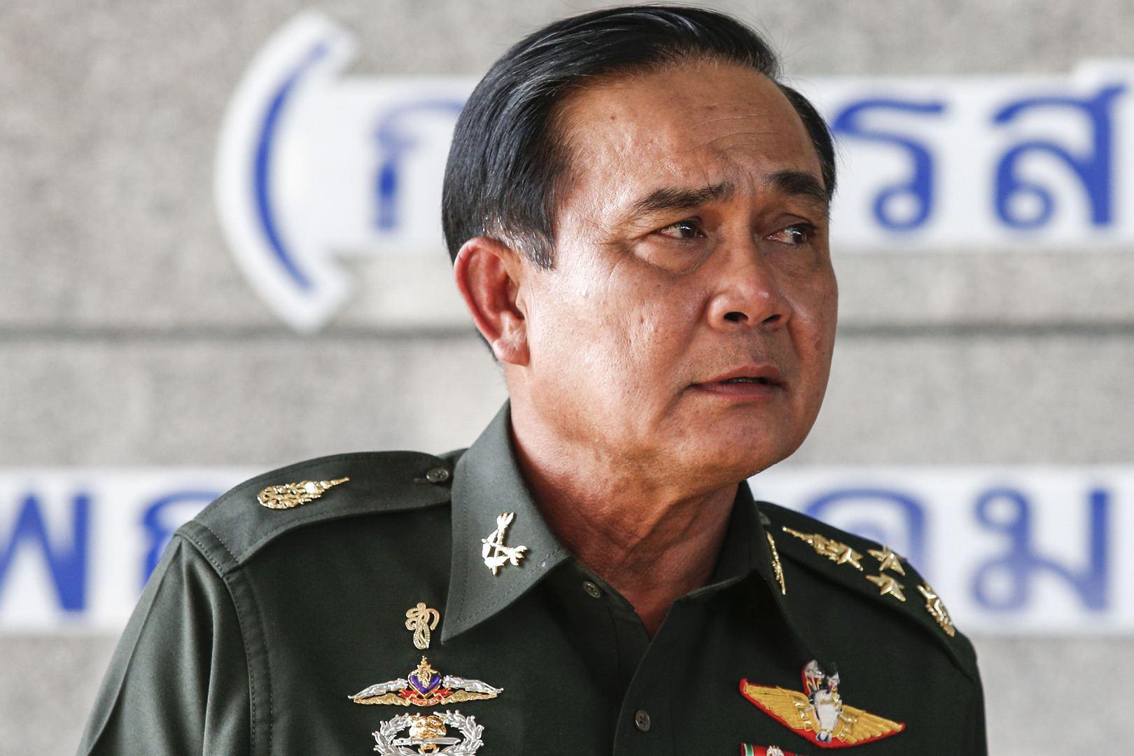 В Тайланде лидера военного переворота избрали премьер-министром