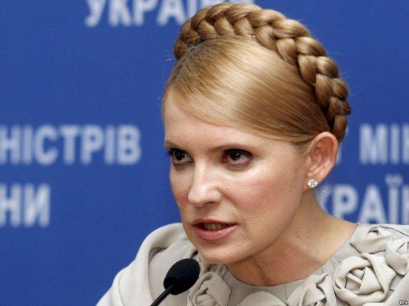 Юлия Тимошенко – возвращение в большую политику