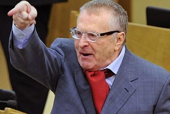 Жириновский: Пономарев ходит в жеваных джинсах и свитере! Надо лишить его гражданства!