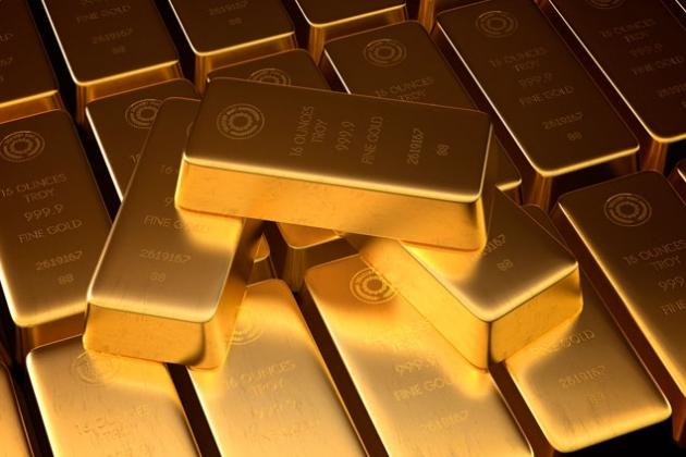 Россия увеличивает свой золотой запас