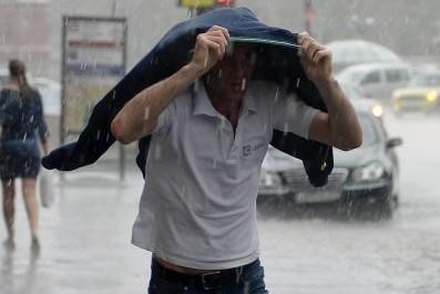 Штормовое предупреждение объявлено в Приморье из-за тайфуна