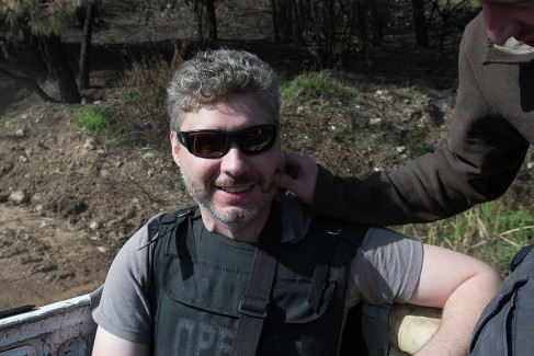 Российского фотокорреспондента Андрея Стенина готовятся судить на Украине