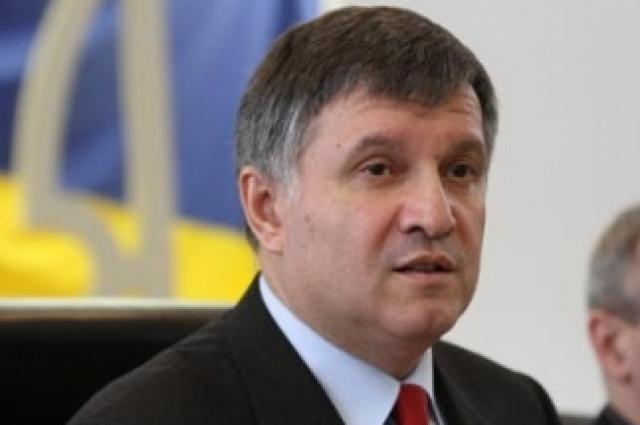 Аваков опроверг сообщения о пересечении техники РФ границы с Украиной