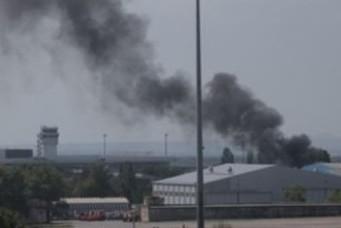 Война в Донецке: ночью город подвергся авиаудару