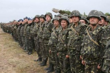 Целый батальон дезертировал под Донецком