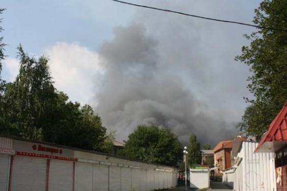 Украинские силовики обстреляли центр Донецка