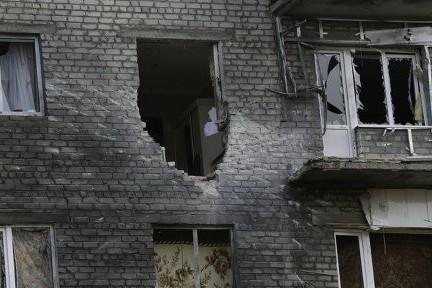 Донецк обстреляли ракетами